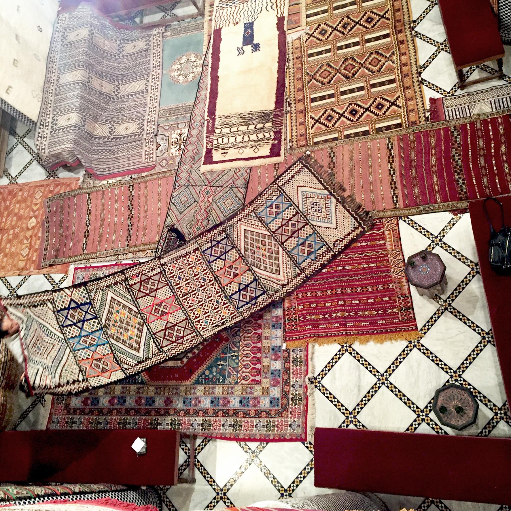 Dise o marroqu decoraci n tnica llena de detalles y - Decoracion marruecos ...